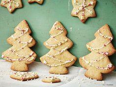 Weihnachtliches Rezept: Vegane Plätzchen backen / christmas recipe for vegan cookies via DaWanda.com