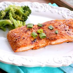 Healthy Chipotle Salmon