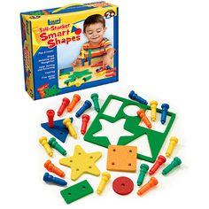 Tall-Stacker Smart Shapes by Patch Products - $14.95 age 2