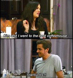 Lord Disick's 10 Best Lines on Lord Disick  Starbucks?!