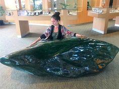 Jade from mountain Jade Rotorua.New Zealand