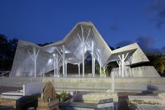 Gallery - Open-Sided Shelter / Ron Shenkin Studio - 18