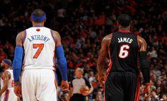 Knicks vs. Heat