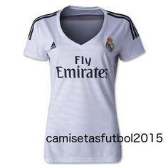 primera camiseta real madrid mujer 2015 baratas,€15,http://www.camisetasfutbol2015.com/primera-camiseta-real-madrid-mujer-2015-baratas-p-20103.html