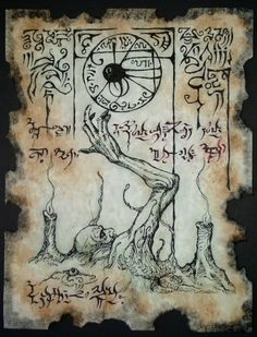 INVOCATION TO THE OLD ONES