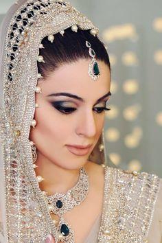 Wedding & Bridal Makeup!! Pakistani bride #bridalmakeup #bridal #bride #beautytips #makeup