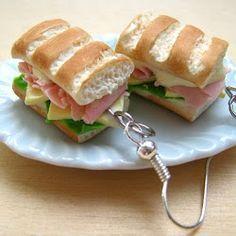 SANDWICH EARRINGS