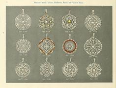 Jewelry catalogue {E. Bansse - Paris}