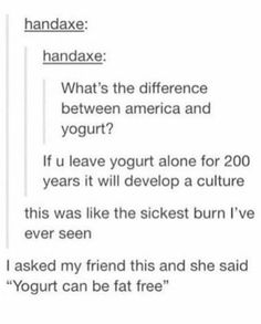 17 Times Tumblr Roasted The Shit Out Of America