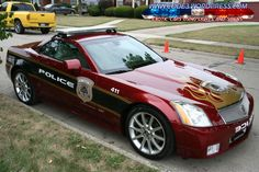 Another Cadillac for American Cops, Cadillac XLR-V series Police Patrol, Police Cars, Police Officer, Ambulance, Cadillac, Rescue Vehicles, Police Vehicles, Radios, 4x4