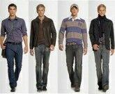A moda masculina, hoje em dia, tem ficado ainda mais variada e moderna, pois os homens atuais têm se preocupado mais com sua aparência e com o modo de se vestirem.  A moda masculina saiu da coisa monótona de camiseta lisa e calça jeans ou calça social.