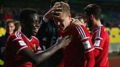 Bélgica clasificó a las semifinales del Mundial Sub 17 de Chile, tras derrotar 1-0 a Costa Rica, que quedó eliminada, en el partido de cuartos de final que jugaron este lunes en la ciudad de Concepción. Noviembre 02, 2015.