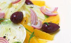 Insalata di arance e finocchio con olive nere | Cambio cuoco