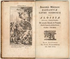 The School of Women, or The Seven Flirtatious Encounters of Aloisia by Nicolas Chorier, 1660 (1757 edition) The first flagellation text to 1) intentionally obscure authorship and 2) use a boarding school as a setting.