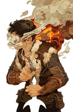 Sachin Teng Illustration   DA