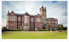 Crewe Hall - Cheshire, England