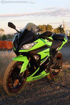 Downhill Pinned: Kawasaki Ninja 300 Project Part II - Motorcycle USA