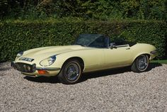 1972 Jaguar E-Type V12 Roadster - Silverstone Auctions