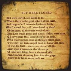 Tennyson--one of my favorite poets.