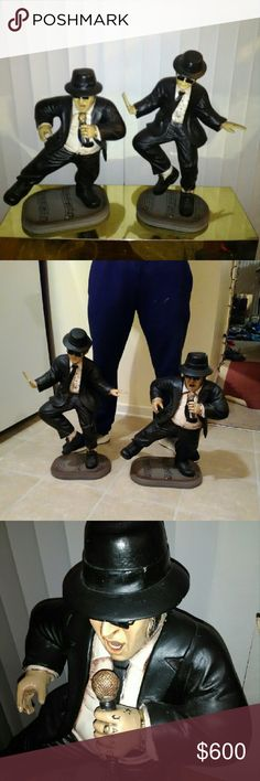 Blues Brothers statues What more can I say it's the Blues Brothers Other