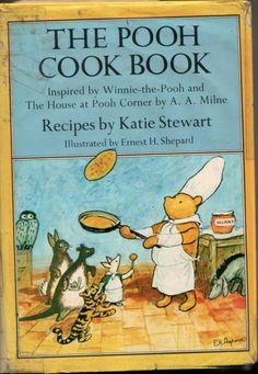 Pooh Cook Book