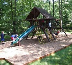 "Frame-It-All Playground Border 2"""