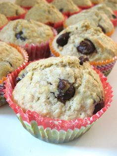 Freezer Cooking: Oatmeal Chocolate Chip Muffins