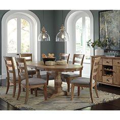 Signature Design Danimore D473 7 pc Dining Room Set  (Dining Room)