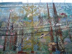 Mural, Philadelphia Pennsylvania by hanneorla, via Flickr