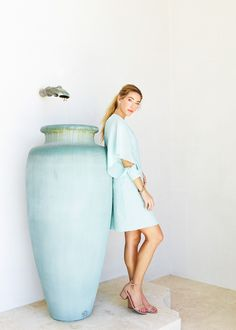 Abbey Glass Spring/Summer 2017// Jojo dress// Photography: Wedig+Laxton