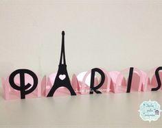 Forminha para doce Paris