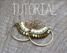Gypsy Hoops Tutorial