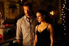 "Finding I really, really like the series ""Lost Girl."""