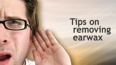 Dr. Oz explained how to remove earwax build up safely- 1st: Soften the wax with either baby oil, mineral oil, or earwax removal aid that contains carbamide peroxide. Apply  5-10 drops in your ear, leave the drops in for a few minutes.  2nd: Use a bulb syringe filled with warm water/saline solution to gently flush your ear. To get rid of the extra water, tilt your head to the other side, and gently move your ear around in a circle. Do this for 3 days in a row to take care of ear wax build-up.