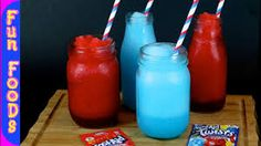 ice cold kool aid - Google Search How To Make Slushies, Homemade Slushies, Slushie Recipe, How To Make Homemade, Homemade Ice, Frozen Drinks, Summer Recipes, Fun Recipes, Meal Recipes