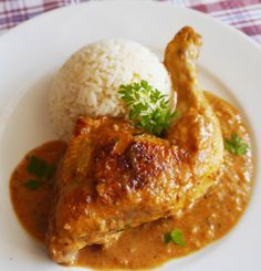 Die Food-Trotter: Whisky Chicken / Hühner Whisky