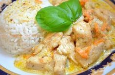 Chicken fillet in creamy mustard sauce There are a huge number of recipes for chicken, these dishes look great both on holiday and on the everyday Chicken Fillet Recipes, Creamy Mustard Sauce, Good Food, Yummy Food, No Salt Recipes, Hungarian Recipes, Fish Dishes, Mediterranean Recipes, What To Cook