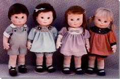 Pattern to buy//Kezi Matthews - DEAR ONES -  Soft Sculpture Cloth Doll Patterns
