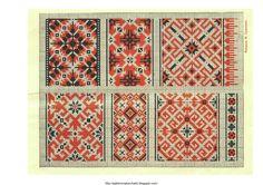 Народні вишивки, 1930, Львів http://patternmakercharts.blogspot.ru/2012/05/ukrainian-embroidery-1930-1930.html