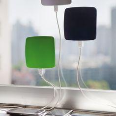 eu.Fab.com | Window Solar Charger Blue