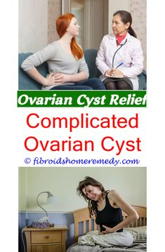 How To Cure A Complex Ovarian Cyst Naturally