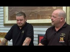 Pawn Stars: Ponies and Phonies: A Little Piece of Americana -- The guys check out a Bible believed to have been carried by Pony Express riders. -- http://www.tvweb.com/shows/pawn-stars/season-8/ponies-and-phonies--a-little-piece-of-americana