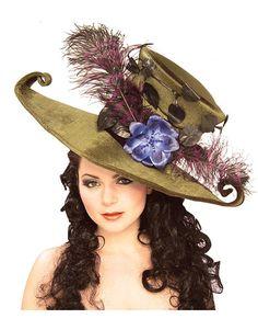 Gothic Victorian  carnival-hat  Racheshop ...