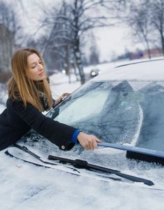 Cars World: cool nice awesome 22 Clever Winter Car Hacks to Make Your Life Easier tips for ca Cars World Check more at autoboard.