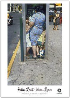 Affisch Helen Levitt 85