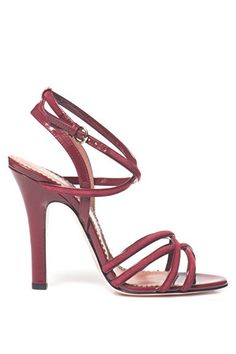 competitive price 2cc82 3183f Red Valentino , Damen Sandalen rot rot Amazon.de Schuhe  Handtaschen