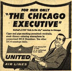 """The Chicago Executive"" - 1954"