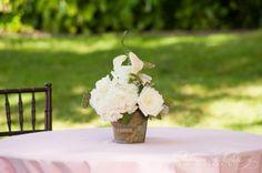 #JohnOrtonFlowersandEvents #BlithewoldMansion #SabrinaScolariPhotography  #JohnOrtonEventsFloralDesign #BlithewoldMansionGardensandArboretum #BristolRI #Centerpiece #CocktailTableArrangement #Peonies #OutdoorWedding #BristolWedding #Wedding #GardenWedding #Flowers #FlowerArrangement