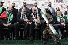 Depuis Gaza, le chef du Hamas défie Israël