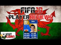 Fifa 13 Ultimate Team TOTS Bale Review and In Game Stats
